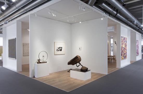 10家顶级画廊瑞士巴塞尔vip首日狂揽近10亿图片
